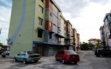 *For Sale Flat Bagan Ajam* (Sea View)