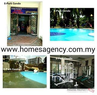 Ref: 9323, E-Park Condo @ Batu Uban near USM