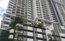 Sandilands Condo Jelutong 1323sf New unit 2 car parks