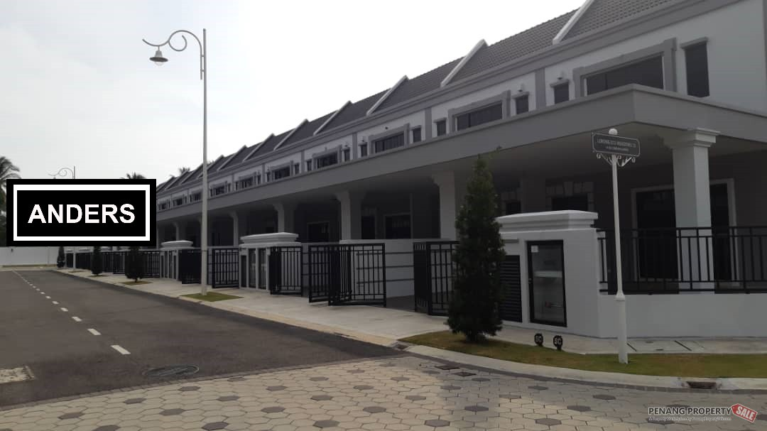 Eco Meadows Simpang Ampat Gated  amp; Guar...