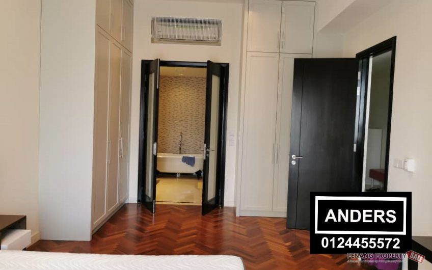 Andaman Quayside Straits Quay At Tanjong Tokong For RENT BEST OFFER CHEAPEST UNIT Fully Furnish & Renovated Near TESCO TAMARIND