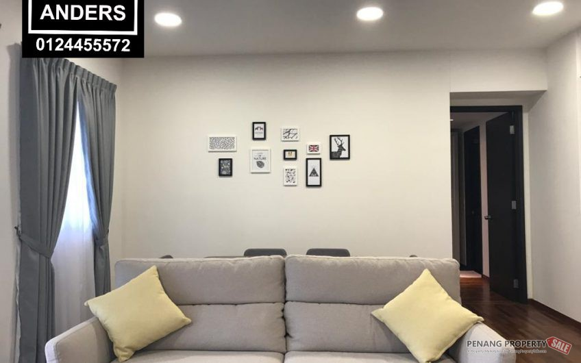 The Tamarind Fully Furnish Renovated FOR RENT Tanjong Tokong Straits Quay BEST OFFER WORTH TO RENT