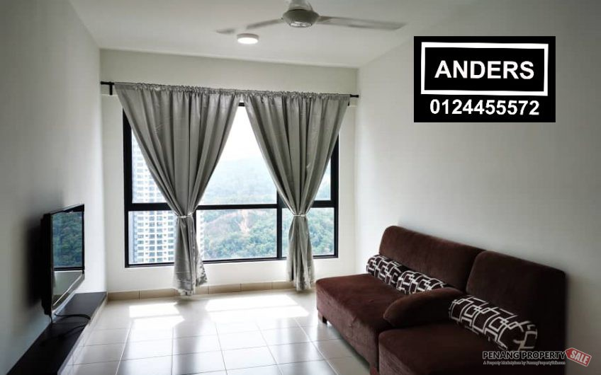 One Foresta Bayan Lepas Sungai Ara FOR RENT CHEAPEST Partially Furnish BEST OFFER