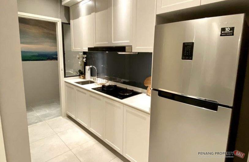 New Condo FOR SALE New Launching Service Apartment CHEAPEST STRATEGIC LOCATION RM283K ONLY BUKIT MERTAJAM