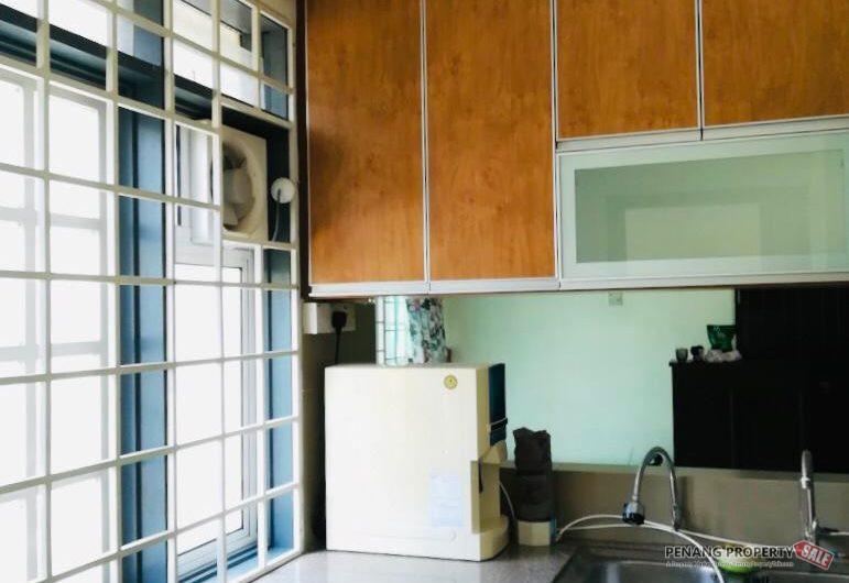Mutiara Perdana Apartment Lengkok Kelicap Sungai Ara Bayan Lepas Near FIZ FTZ FOR SALE BEST OFFER LOWER FLOOR