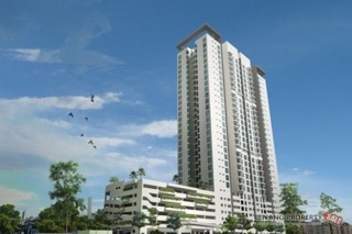 Ref: 9331, Straits Garden Condo with 2 car parks @ Jelutong, near Pg Bridge