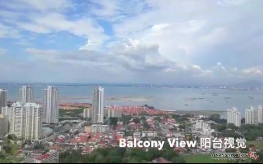 [NO AGENCY FEE] Mont Residence at Tanjung Tokong [KEY WITH ME]