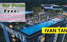 TRI PINNACLE 3 CAR PARKS  TANJUNG TOKONG  SKY INFINIT...