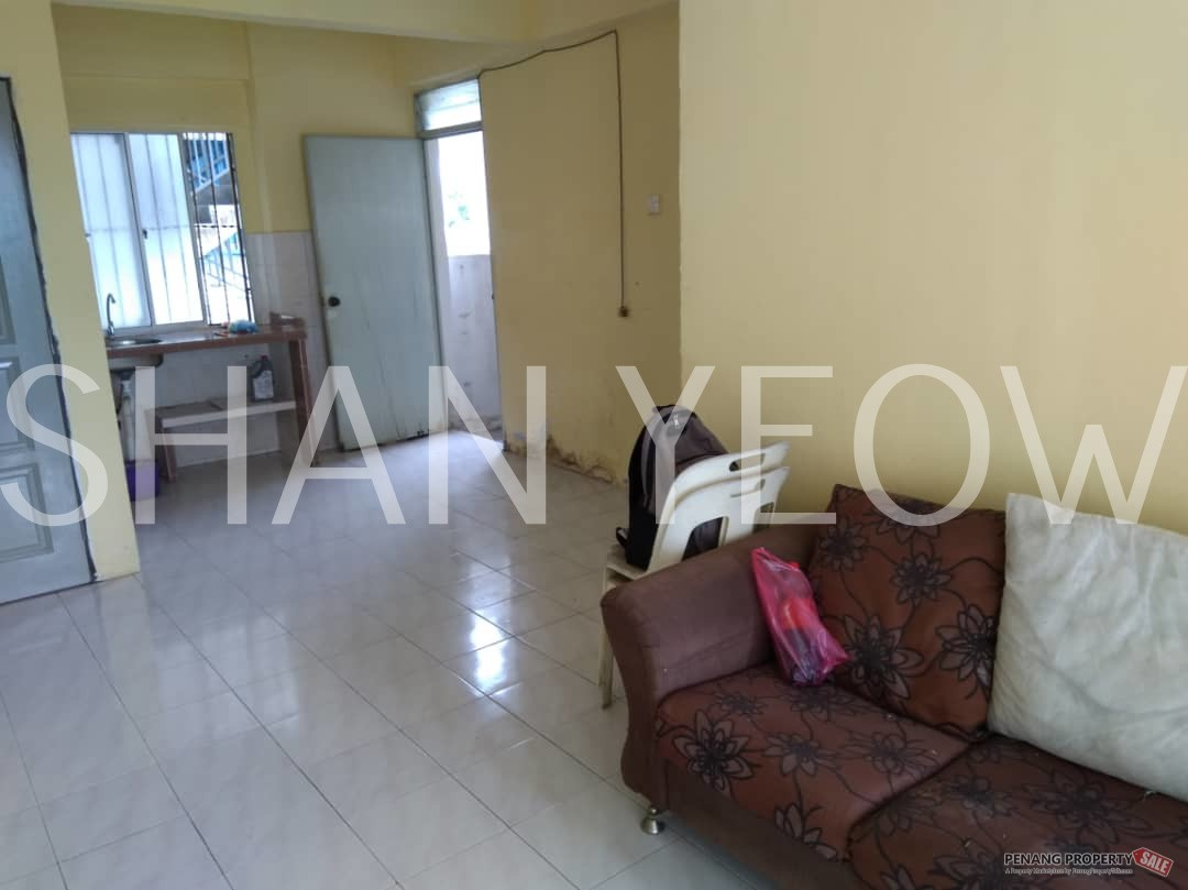 Lower Floor, Apartment Saujana Heights, 3Bilik amp; 1...