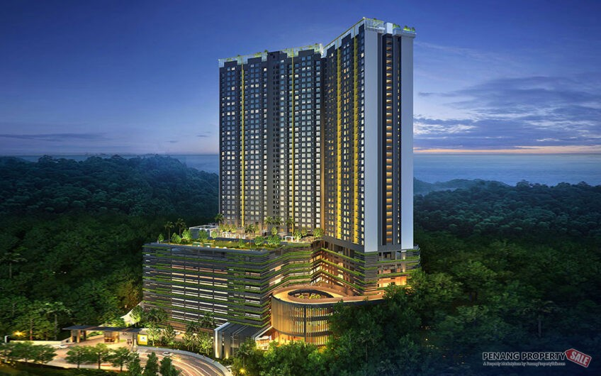 Tri Pinnacle Condominium FREEHOLD Tanjong Tokong LAST 5 UNITS