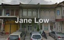 FOR SALE : 2 storey Terrace House at Jalan Merican Ge...