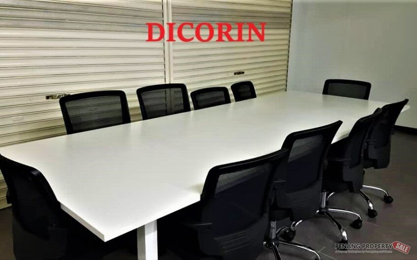 FULLY FURNISHED OFFICE @ D'Piazza