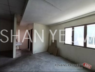 Cheaper First Floor Office 24′ x 96′  | Facing Aeon Big Bukit Minyak