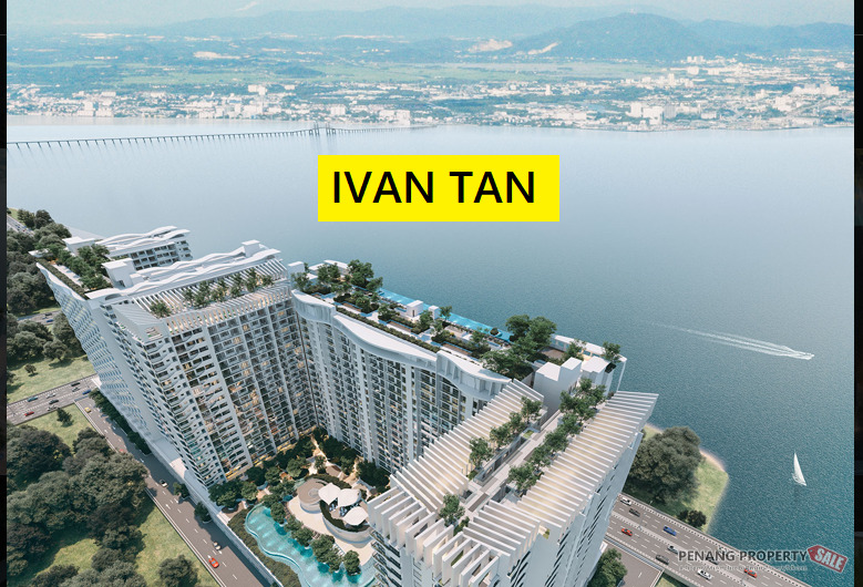 QUAYWEST RESIDENCE_SEA VIEW SKY INFINITY POOL_WALKING DISTANCE TO QUEENSBAY MALL