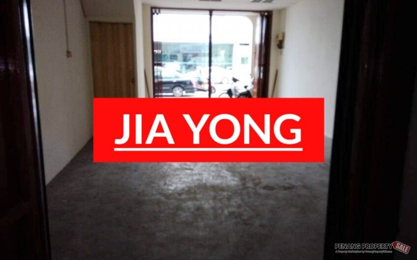 Jelutong sungai pinang ROADSIDE DOUBLE STOREY SHOP / main road