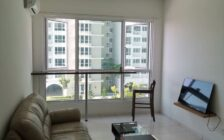 I-Santorini, Corner unit, Sea and Komtar v...