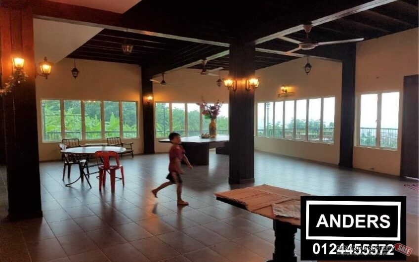 Penang Jungle Villa Heritage Bungalow Balik Pulau RARE FOR RENT