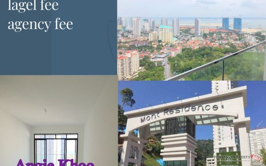 Mont Residence at Tanjung Tokong Free lawyer fee and legal fee