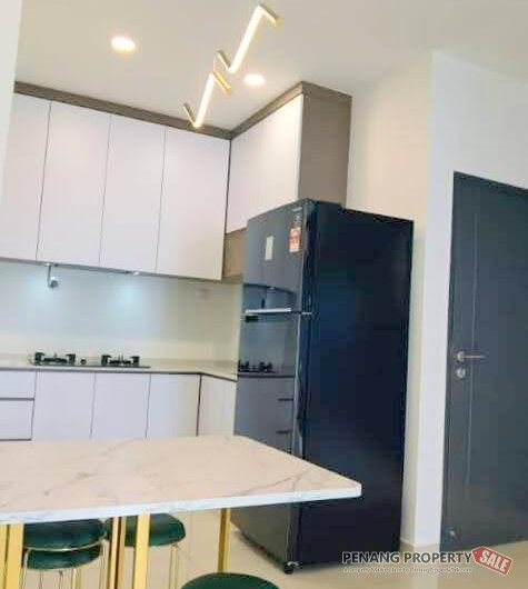 Artis 3 at Jelutong 700sqft Fully Furnished and renovated NICE UNIT