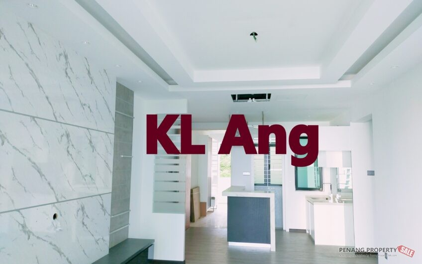 Mont Residence at Tanjung Tokong Renovated Unit Owner pay the Lawyer fee 2 Carparks