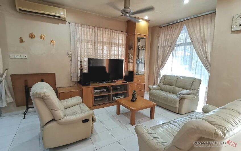 Double Storey Intermediate Corner at BM Jalan Song Ban Kheng