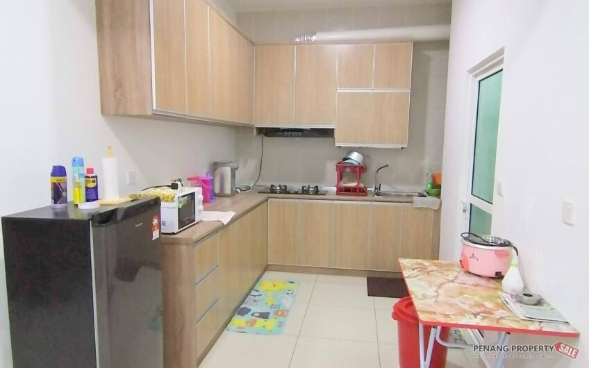 Solaria Residence at Bayan Lepas Fully Furnished & Renovated Poolview