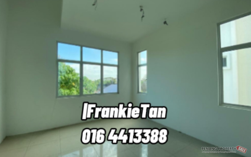 3 Storey Bungalow House For Sale Within The Township Of Raja Uda In Butterworth