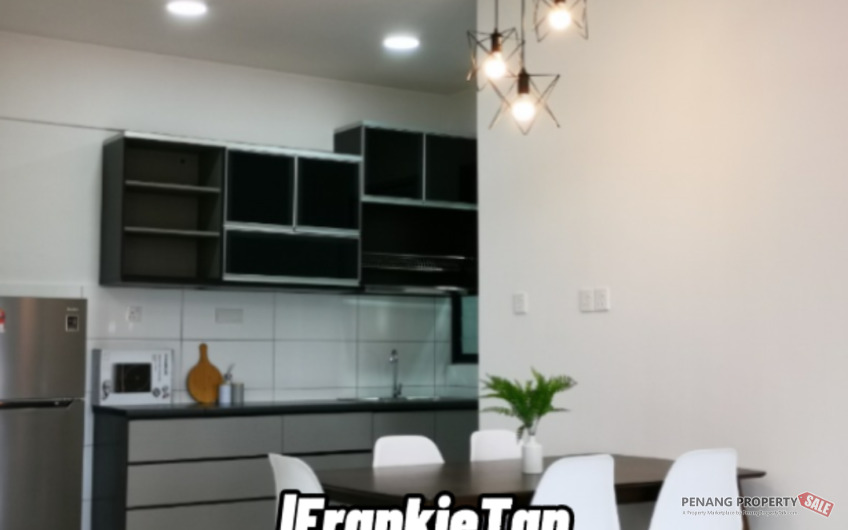 Fully Furnished Luminari Butterworth Condo For Rent Nearby Raja Uda & Perai