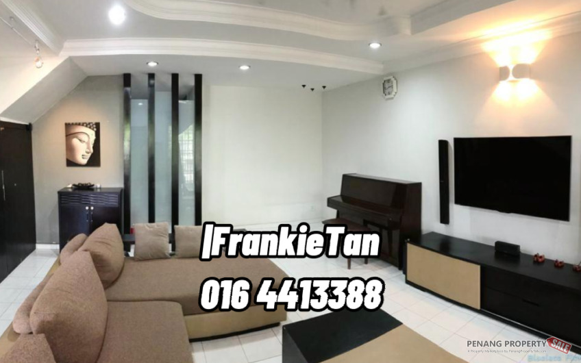 Sungai Puyu Butterworth 2 Storey Terrace House For Sale Nearby Bagan Lalang & Raja Uda