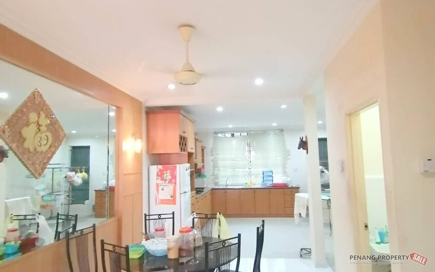 2 Storey Terrace House at Cangkat Sungai Ara Changkat Sungai Ara