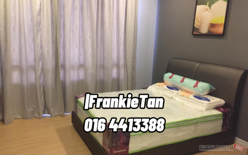 Woodsbury Suite Studio Unit Fully Furnished For Sale At Butterworth Nearby Raja Uda & Perai