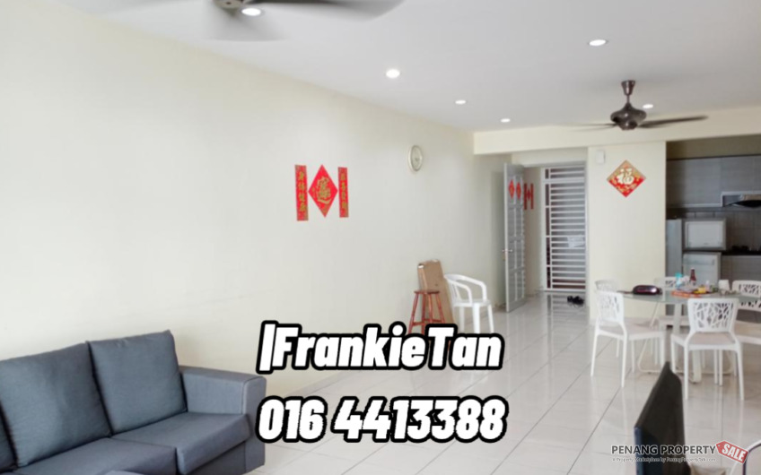 Raja Uda Butterworth  Villa Tanjung Condo Fullly Furnished For Rent