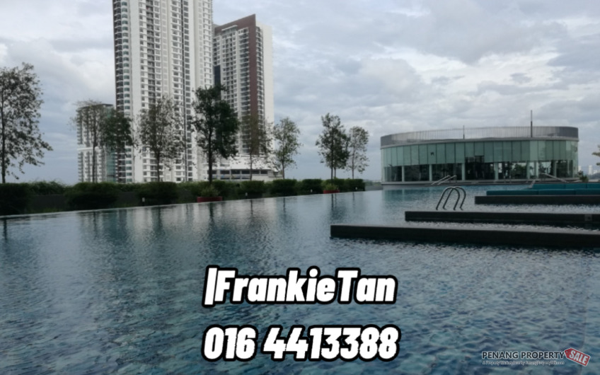 Brand New Fully Furnished Luminari Butterworth Condo For Rent Nearby Raja Uda & Perai