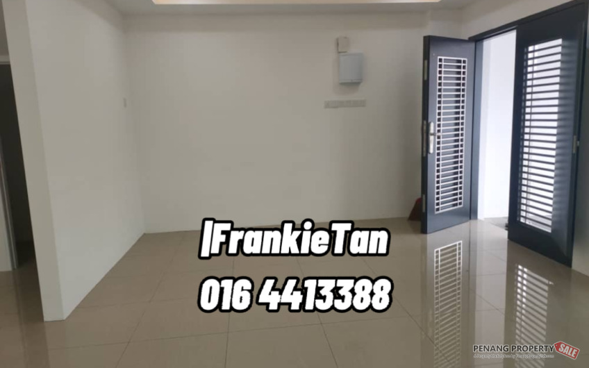 Raja Uda Butterworth 2 Storey Terrace House For Sale