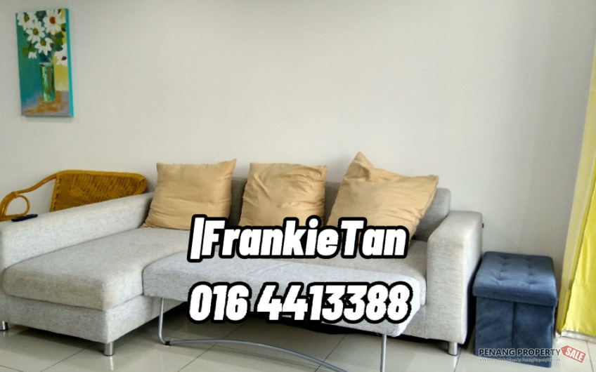 Wellesley Residences Condo Fullly Furnished For Sale At Butterworth Nearby Raja Uda & Perai