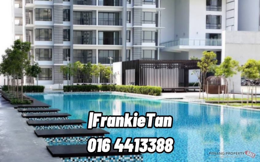 Wellesley Residences Condo Fully Furnished Tip-Top Condition For Rent Nearby Raja Uda & Perai