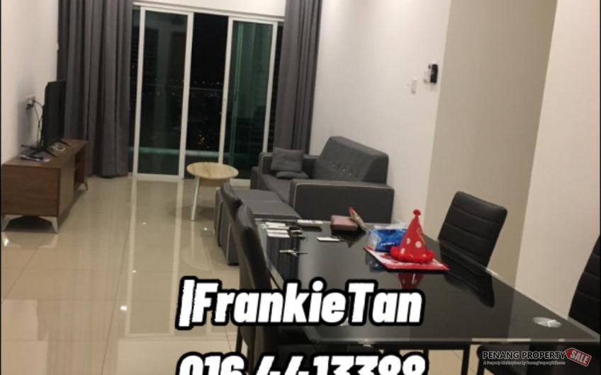 The Signature Condo Fully Furnished Unit For Rent Nearby Penang Bridge
