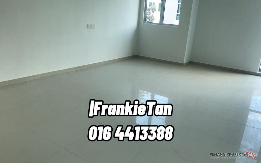 Sungai Ara Bayan Lepas 3 Storey Terrace House For Sale