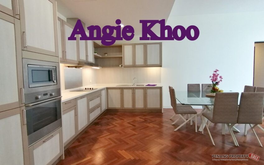 Quayside at Tanjung Tokong 1371sqft FULLY FURNISHED AND RENOVATED