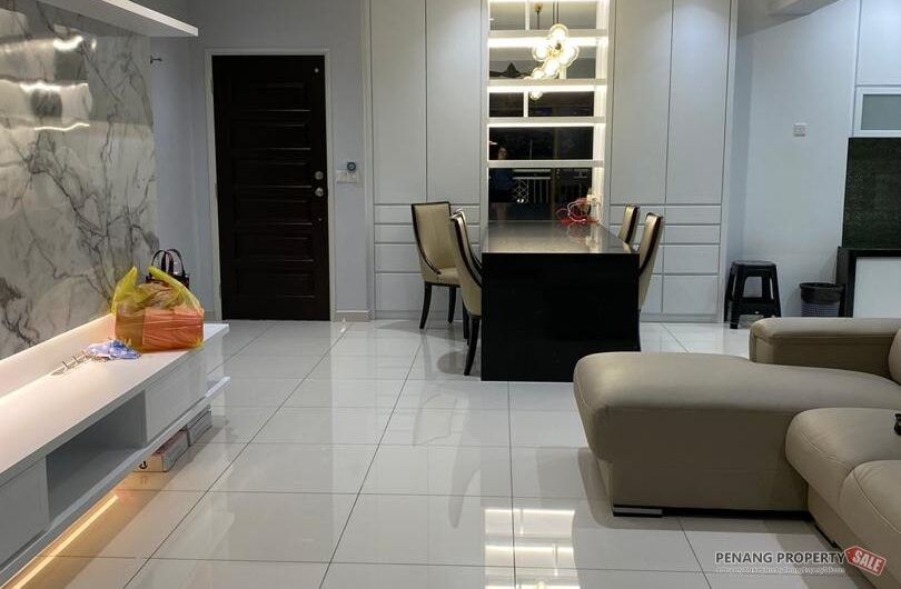 Fully Furnished Condominium For Rent At Midlands Condominium, One Stop Midlands
