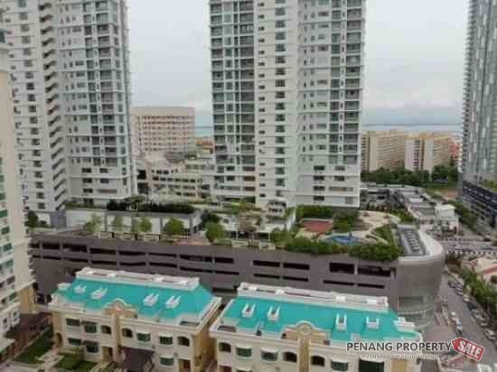 Ref: 9733, Tanjung Park Condo with 2 car parks at Tg Tokong , near Strait Quay, Tesco, Gurney Drive