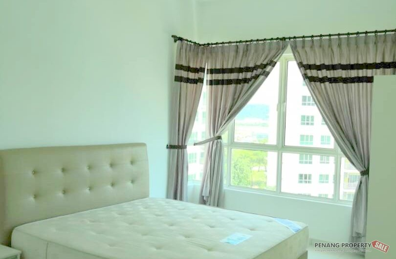 Fiera Vista at Bayan Lepas 1650 sqft POOLVIEW Fully Furnished & reno