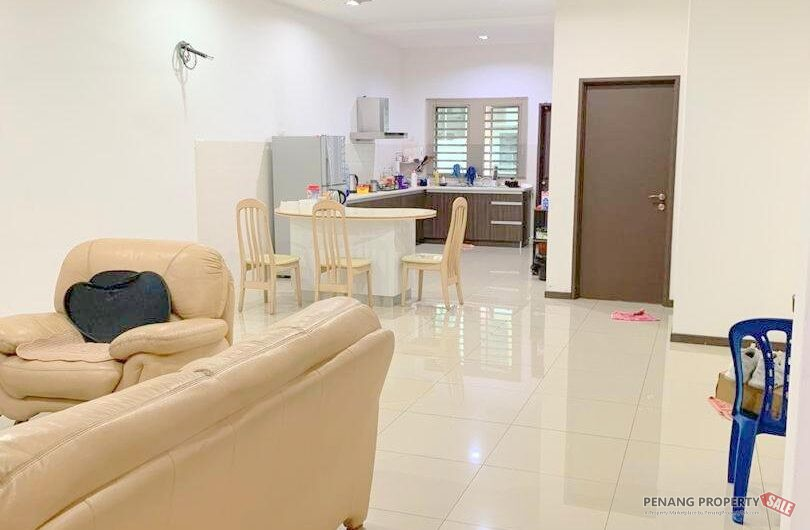3 Storey Terrace Southbay Residence at Batu Maung GATED & GUARDED