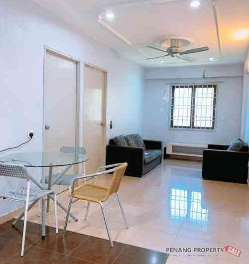 Ref: 3011, Taman Jed Furnished 2 rooms Apartment at Bukit Gambier near USM