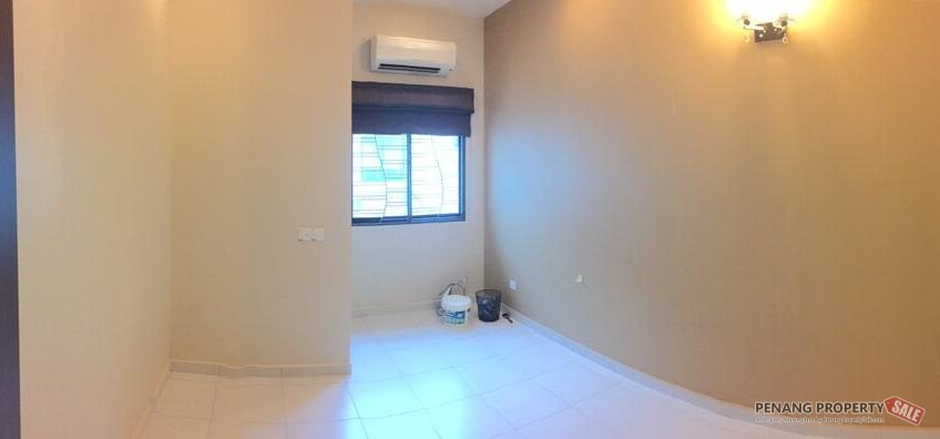 Setia pearl island renovated 3 storey terrace nearby airport gated and guarded