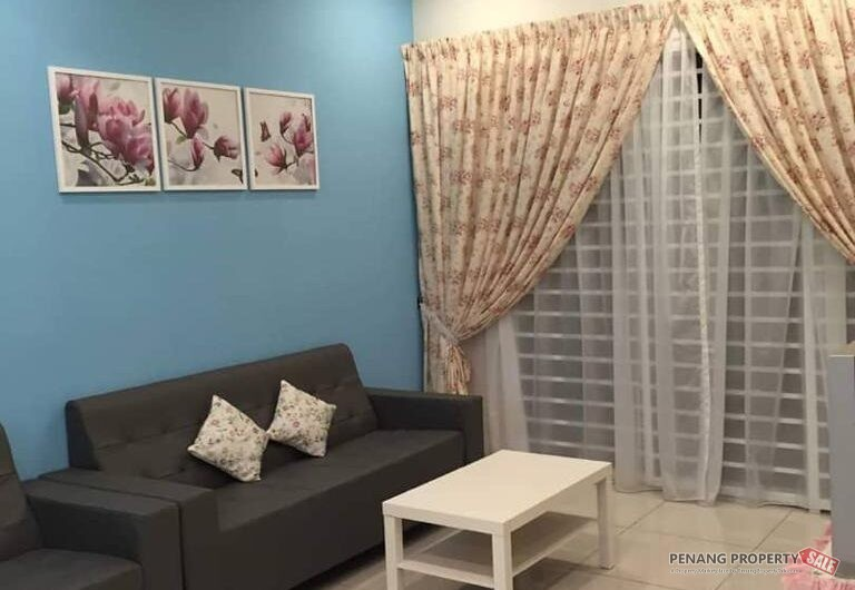 One Imperial Sungai Ara Furnish Renovated FOR RENT