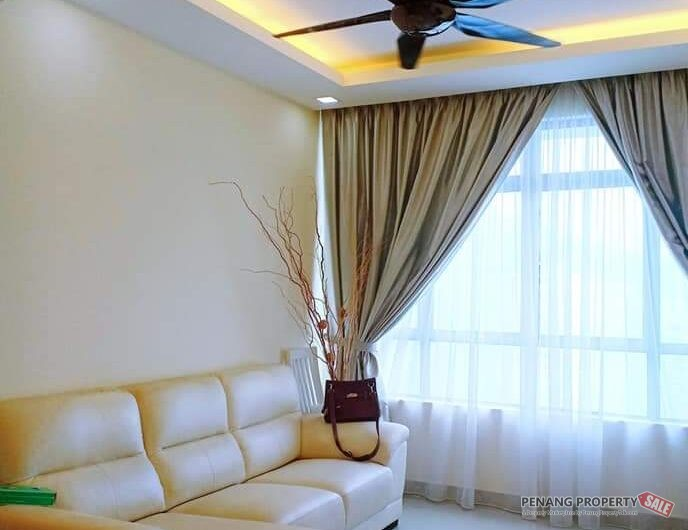 (Lowest) All Season Park, Winter, at Farlim, Ayer Itam, Full Furnished