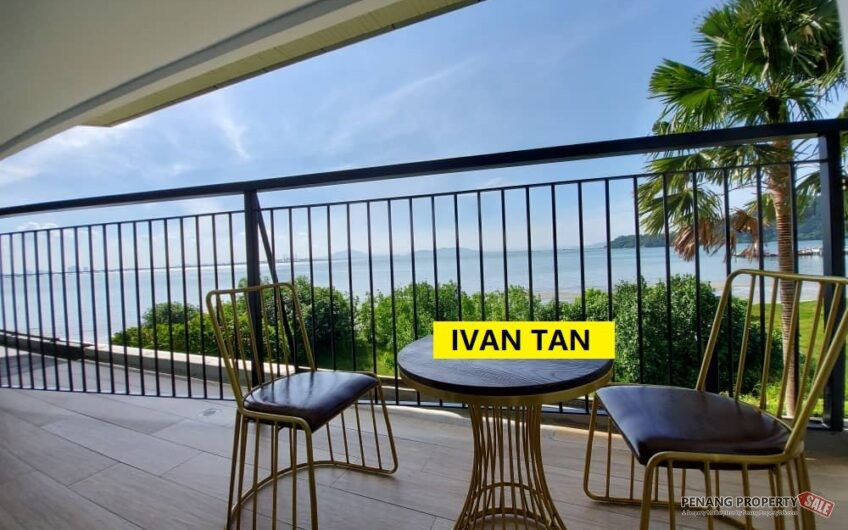 [ VIDEO] 180 PANORAMIC SEAVIEW PENANG WORLD CITY NEAR QUEENSBAY MALL