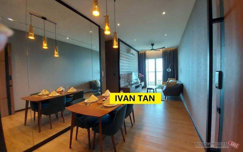ENANG WORLD CITY_全新海景公寓项目_SEA VIEW CONDO_NEAR QUEENSBAY MALL