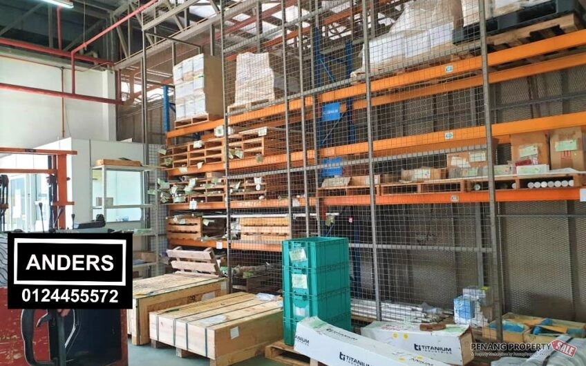 Bayan Lepas Free Industrial Zone Factory FOR RENT 53,000 SQFT